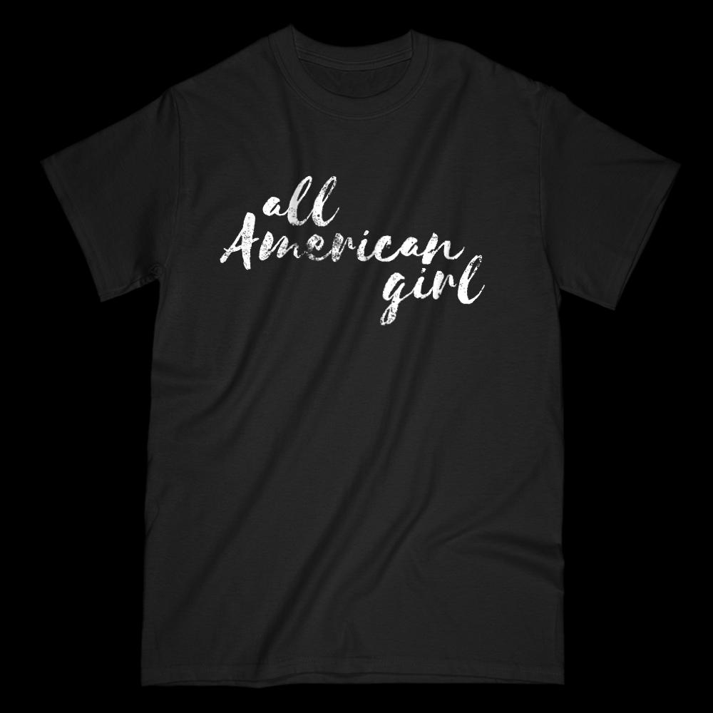 All American Girl (men's) Tee