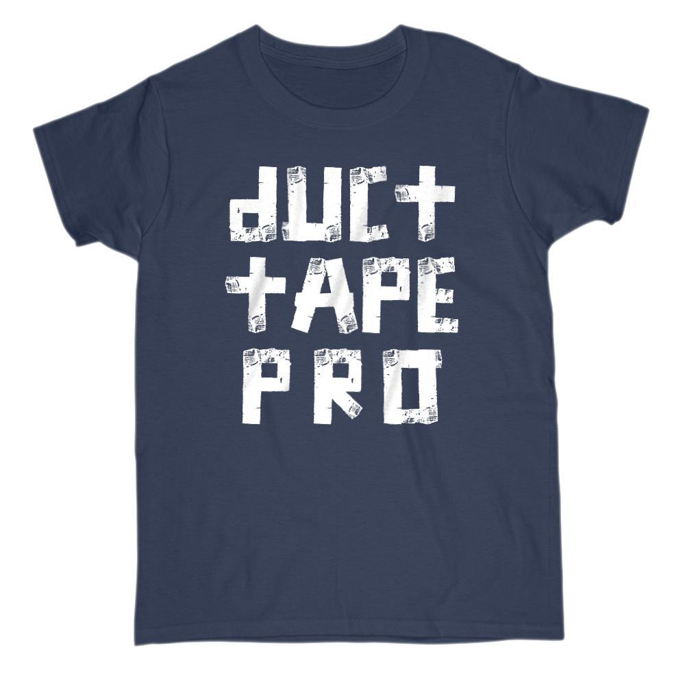 Duct Tape Pro Graphic T-Shirt Graphic T-Shirt Tee BOXELS