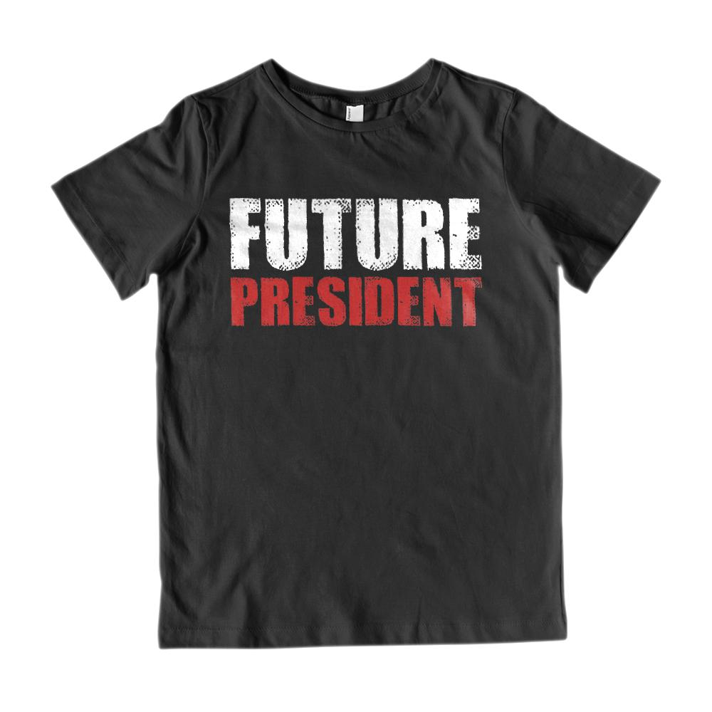 Future President (Kids) Graphic Tee