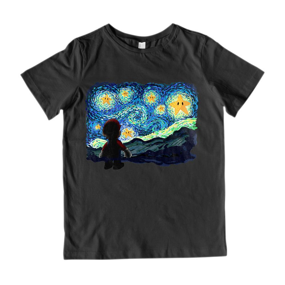 Kids A Starry Night Game Parody Brothers Vincent van Gogh