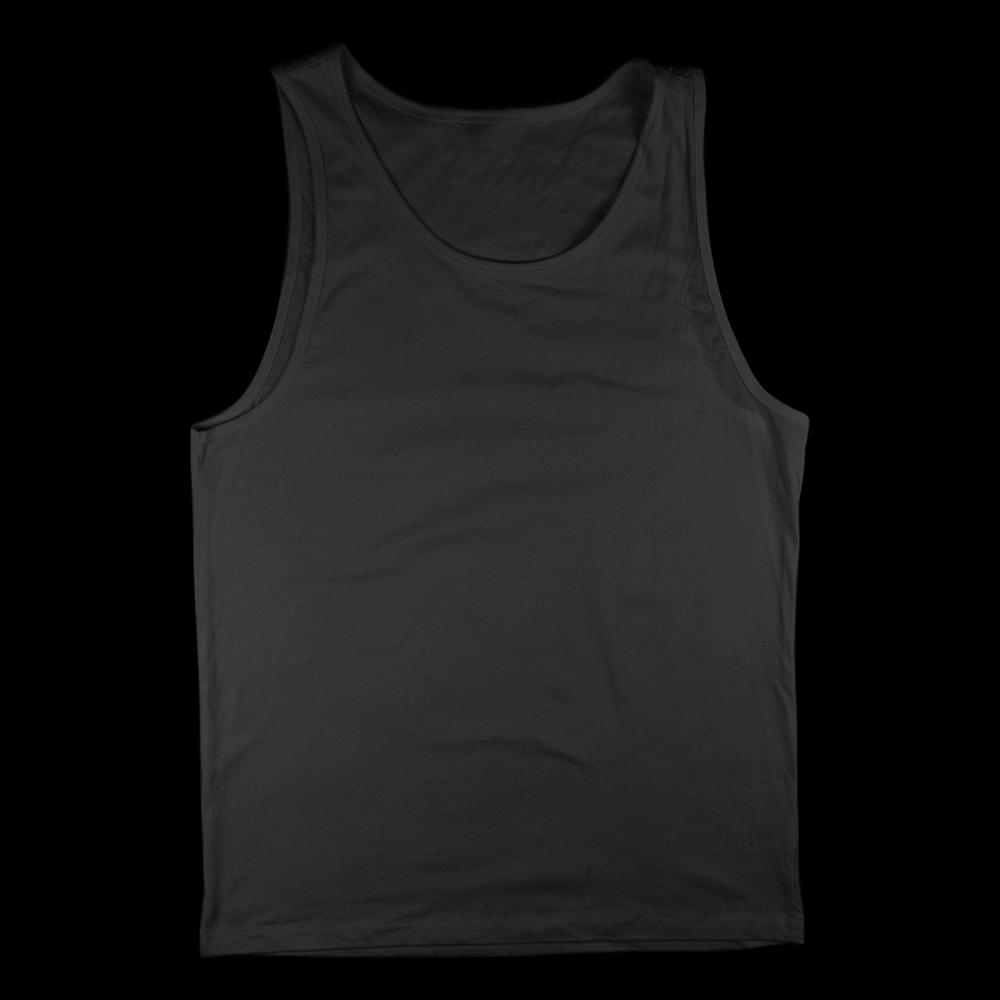 Male G2200 Tank Tops Blank Template