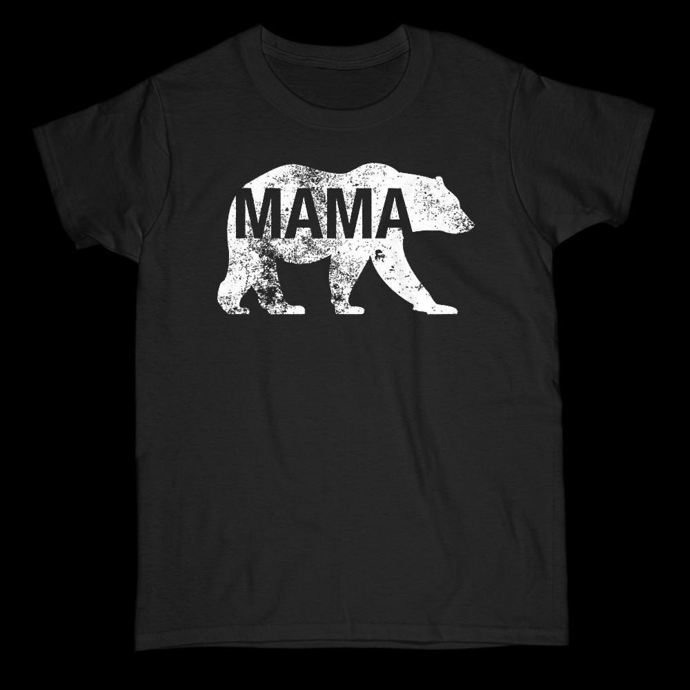 Matching Set | Family of Bears | 2 of 4 Mama T-shirts | Family, Reunion, Vacation