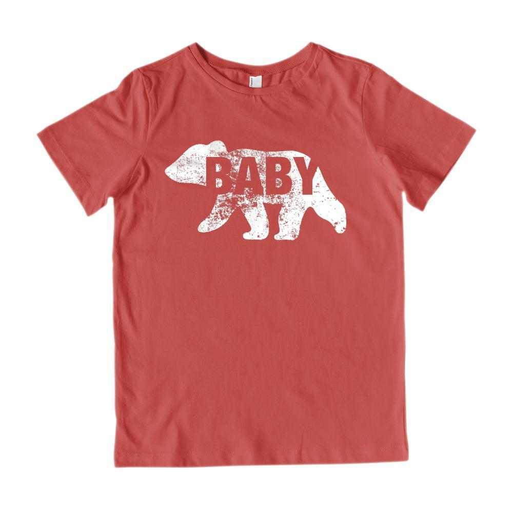 Matching Set | Family of Bears | 3 of 4 KIDS T-shirts | Family, Reunion, Vacation Graphic T-Shirt Tee BOXELS