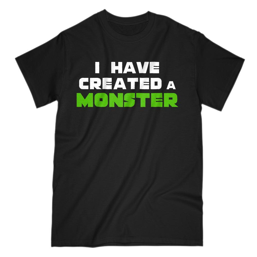 Matching Set | I Created A Monster | 1 of 3 ADULT T-Shirt | Family, Reunion