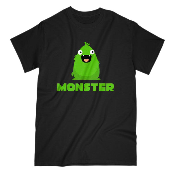 Matching Set | I Created A Monster Monster | 1 of 3 ADULT T-Shirt Graphic T-Shirt Tee BOXELS