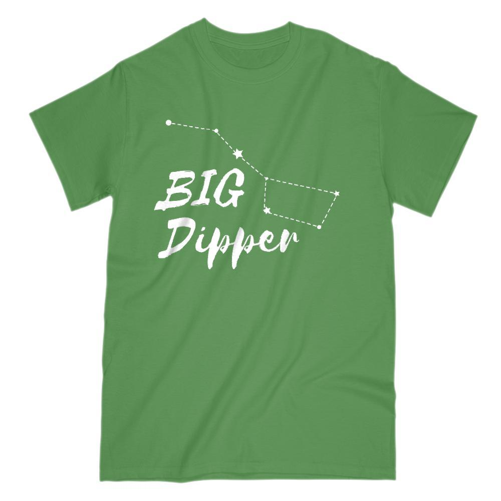 Matching Set | Little Big Dipper | 1 of 3 Adult T-shirts | Family, Reunion, Vacation Graphic T-Shirt Tee BOXELS