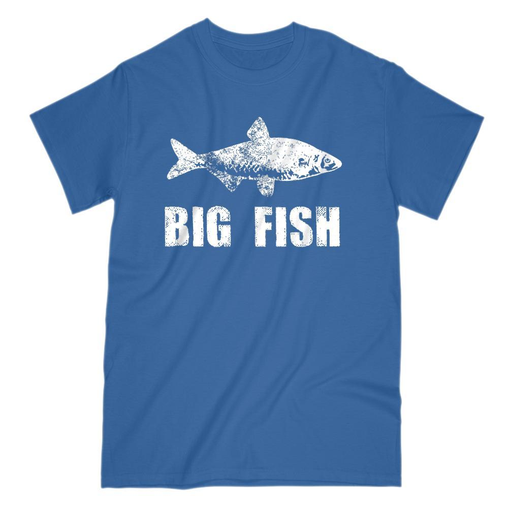 Matching Set | Little Big Fish | 1 of 3 ADULT T-shirts | Family, Reunion, Vacation