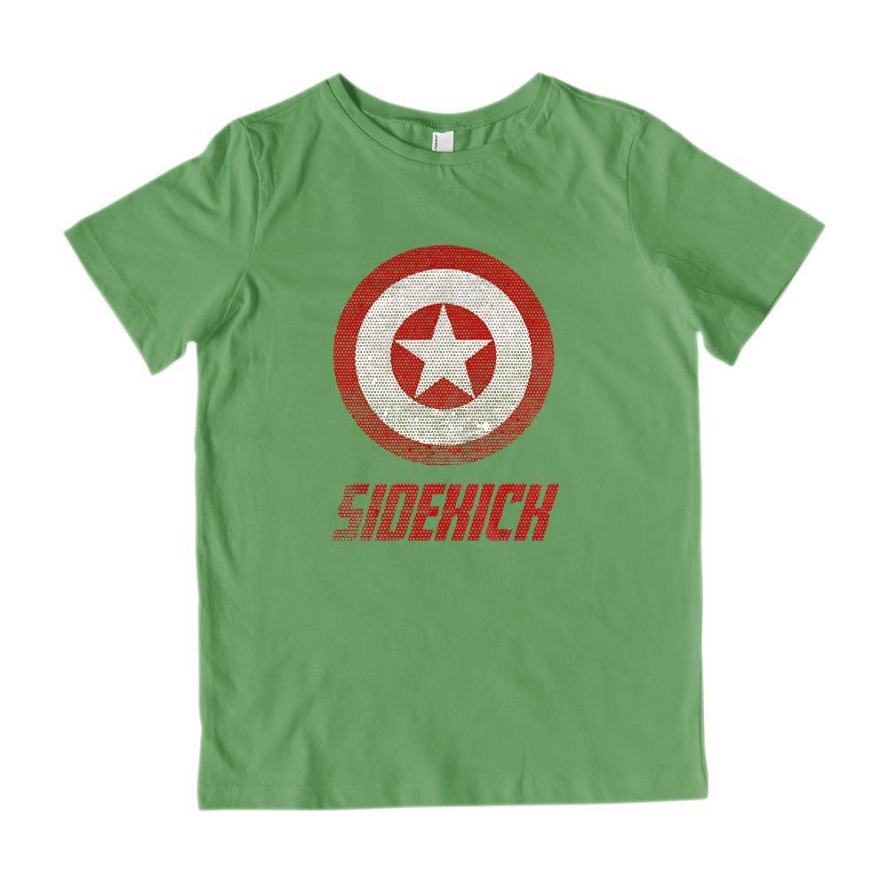 Matching Set | Super Shield | 03 of 04 KIDS T-shirts | Family, Reunion, Vacation Graphic T-Shirt Tee BOXELS