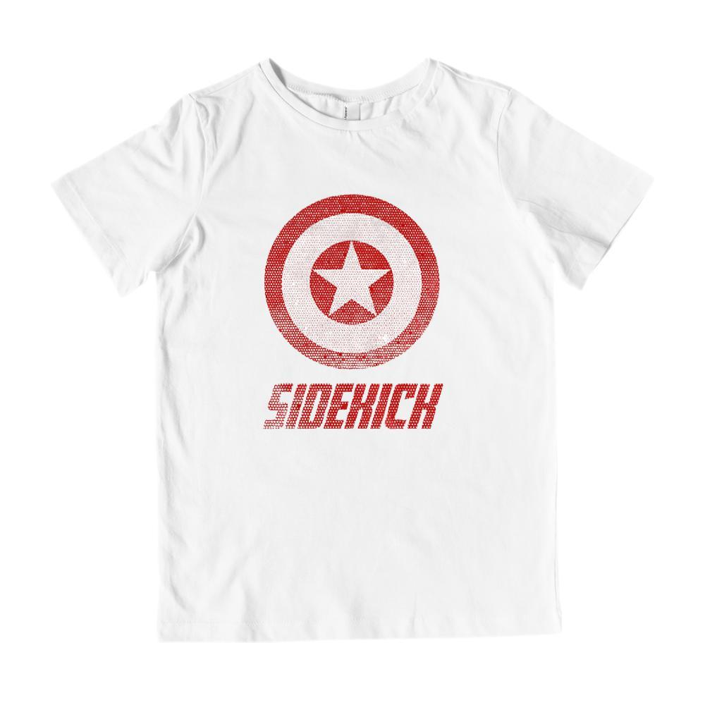 Matching Set | Super Shield | 03 of 04 KIDS T-shirts | Family, Reunion, Vacation
