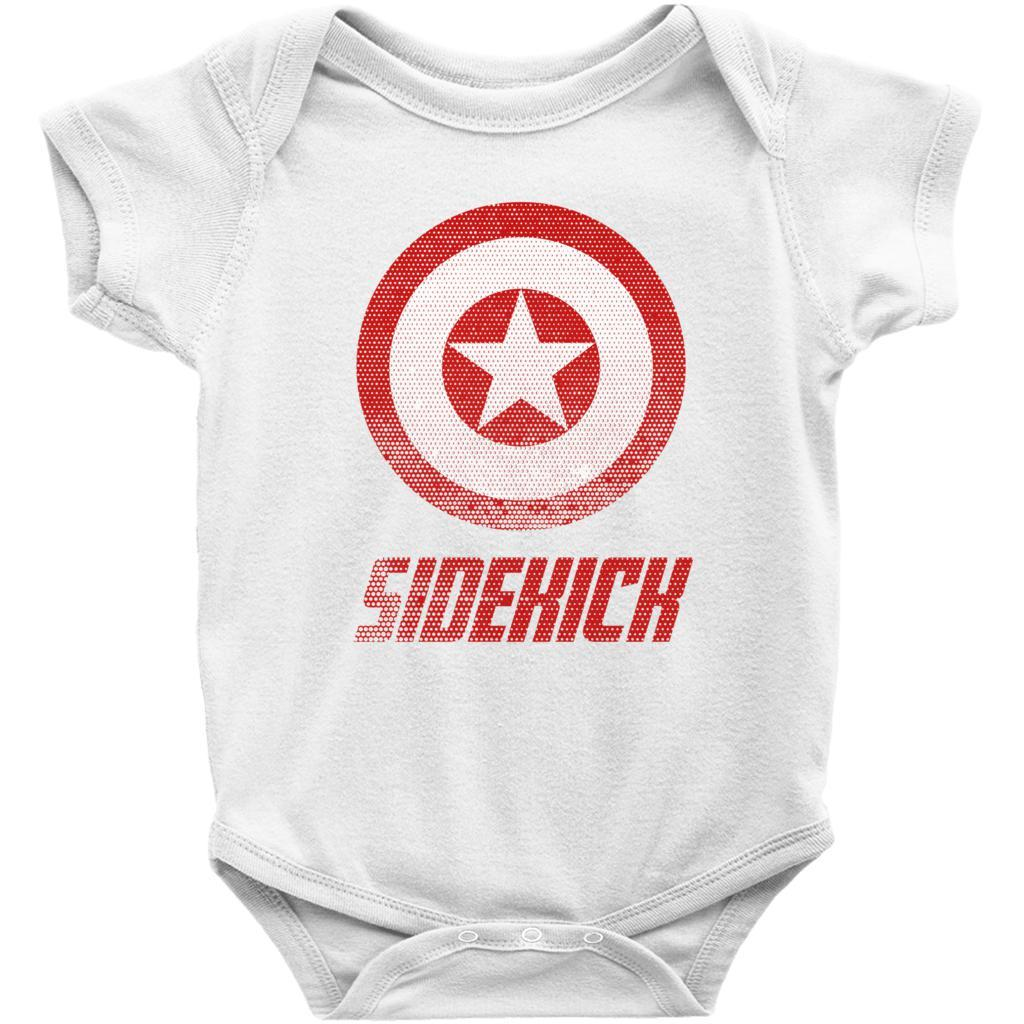 Matching Set | Super Shield | 04 of 04 BABY Onesies | Family, Reunion, Vacation