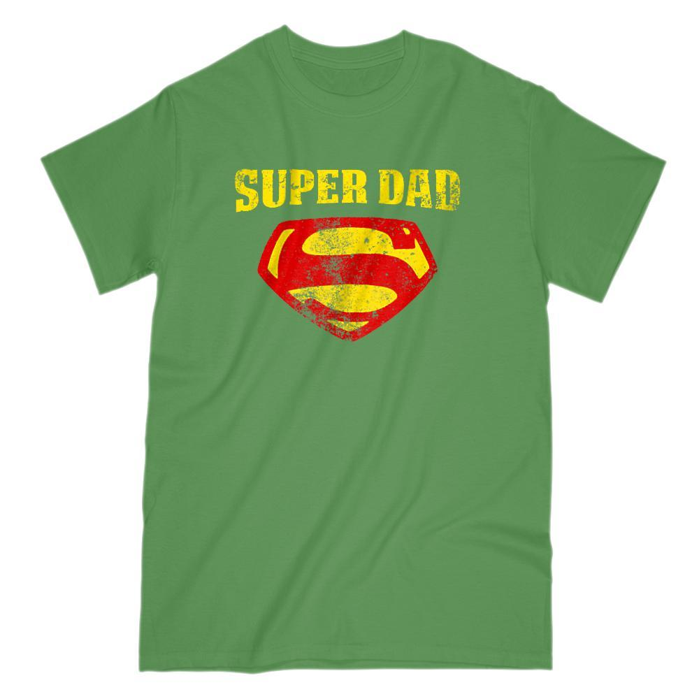 Matching Set | Super Symbol | 1 of 4 Men T-shirts | Family, Reunion, Vacation Graphic T-Shirt Tee BOXELS