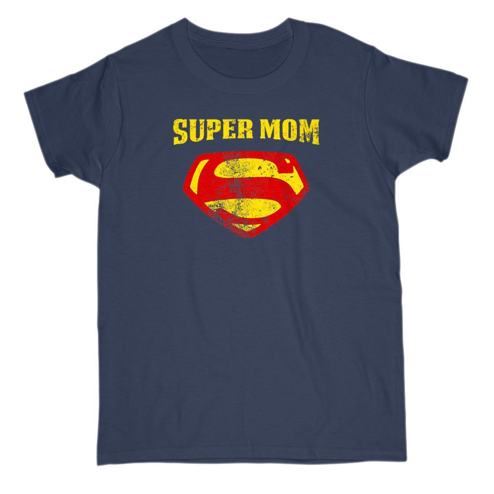 Matching Set | Super Symbol | 2 of 4 Women T-shirts | Family, Reunion, Vacation Graphic T-Shirt Tee BOXELS