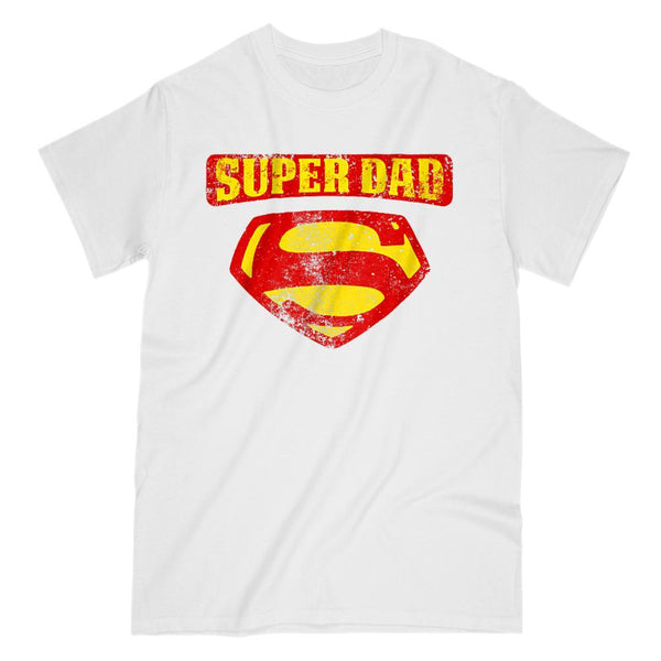 Matching Set | Super Symbol V2 | 1 of 4 Men T-shirts | Family, Reunion, Vacation Graphic T-Shirt Tee BOXELS
