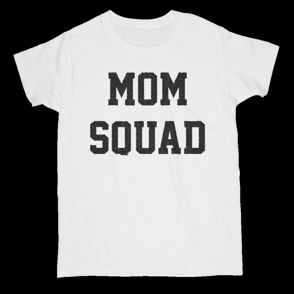 Mom Squad Funny Graphic Truthful T-Shirt Graphic T-Shirt Tee BOXELS
