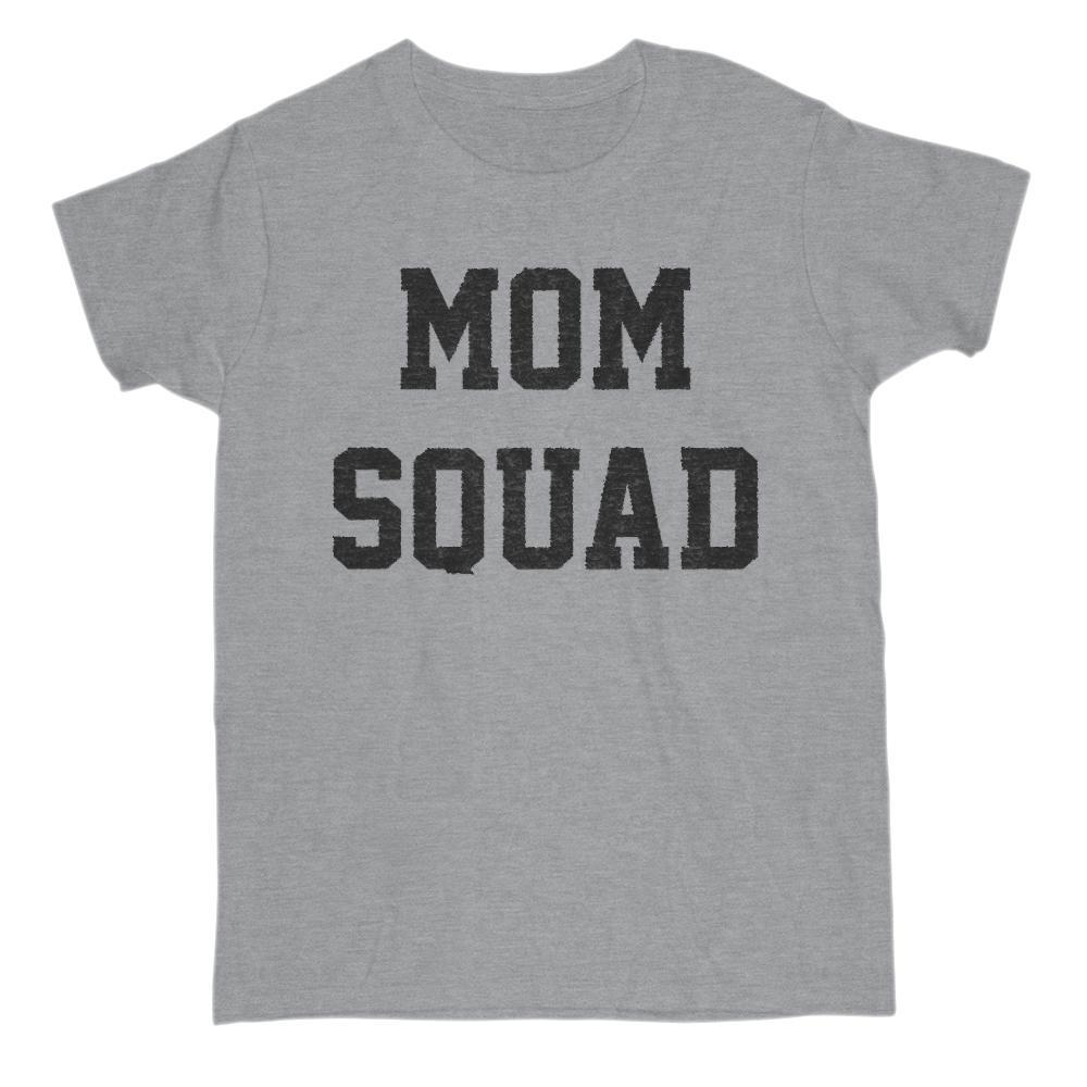 Mom Squad Funny Graphic Truthful T-Shirt