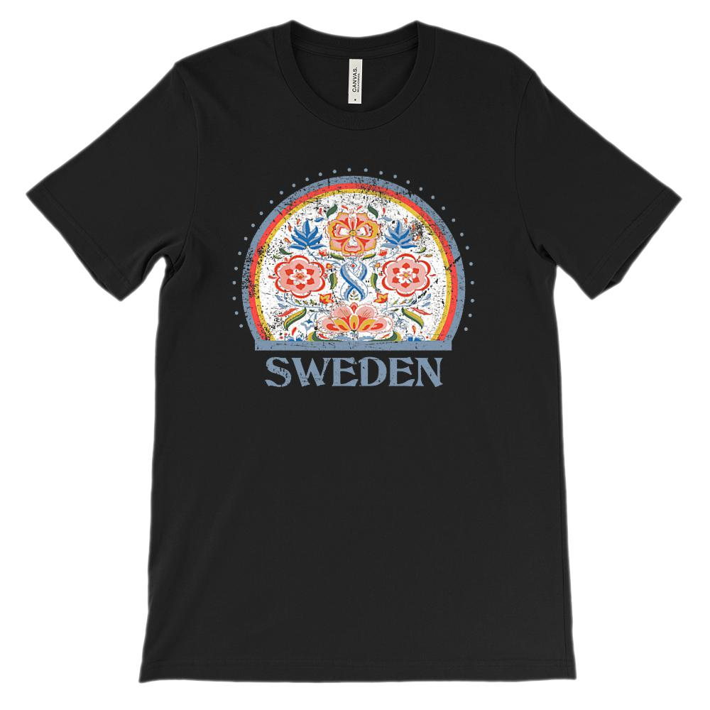 (Soft Unisex BC 3001 - Dark Colors) Sweden