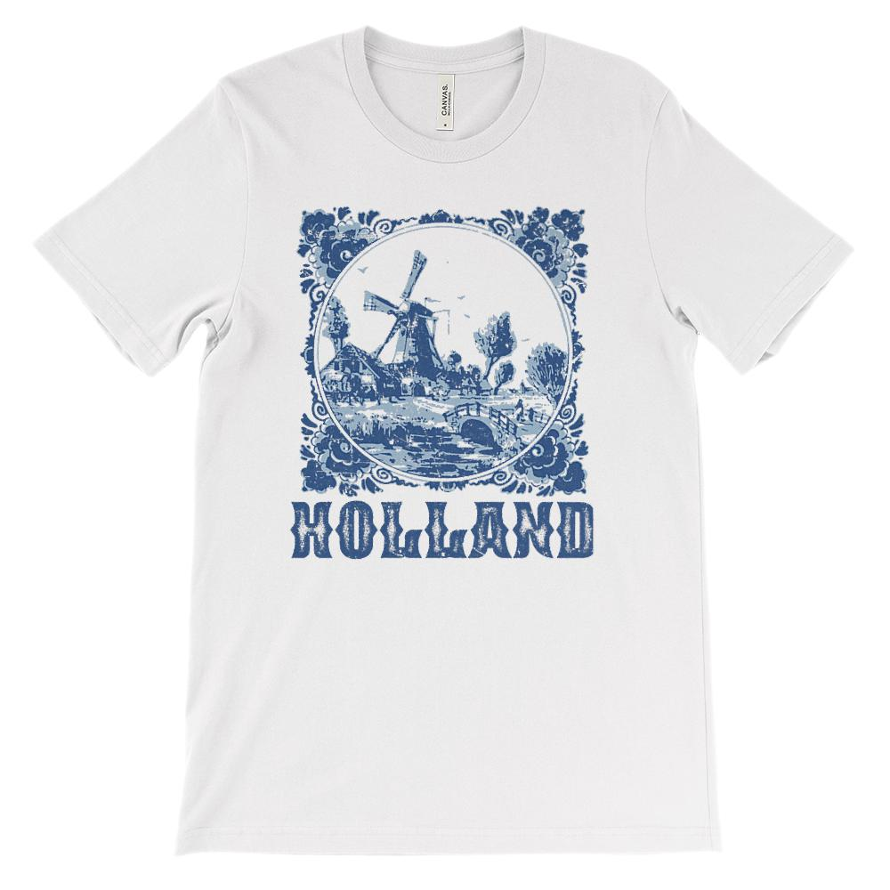 (Soft Unisex BC 3001) Holland