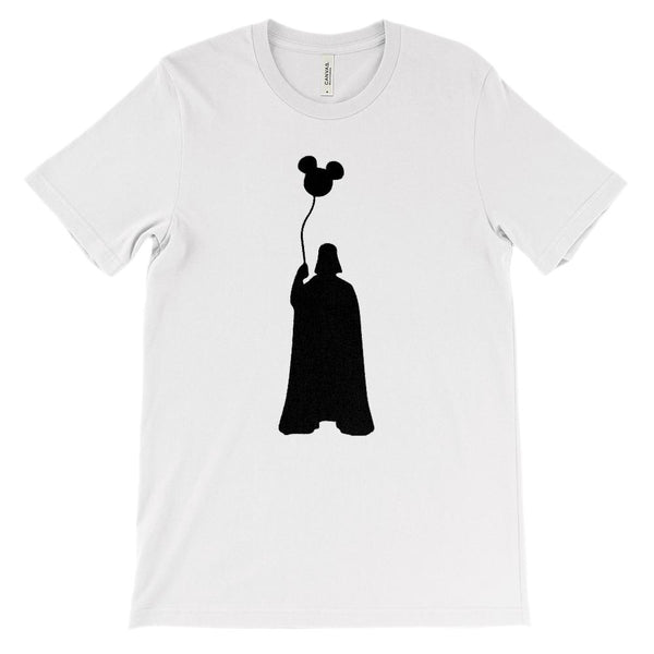 (Soft Unisex BC 3001) Main Cape Balloon Graphic T-Shirt Tee BOXELS