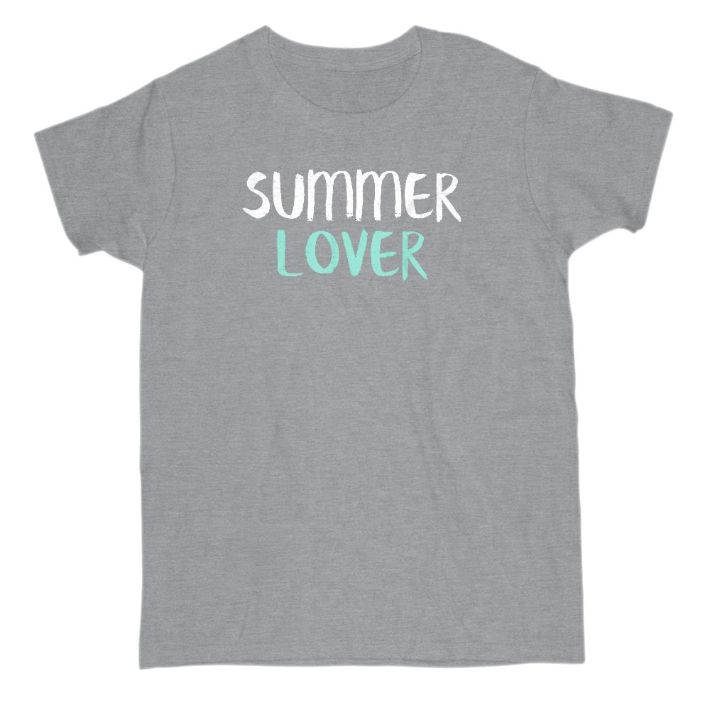 summer Lover vacation outdoors graphic t-shirt Graphic T-Shirt Tee BOXELS