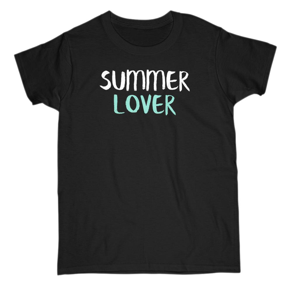 summer Lover vacation outdoors graphic t-shirt