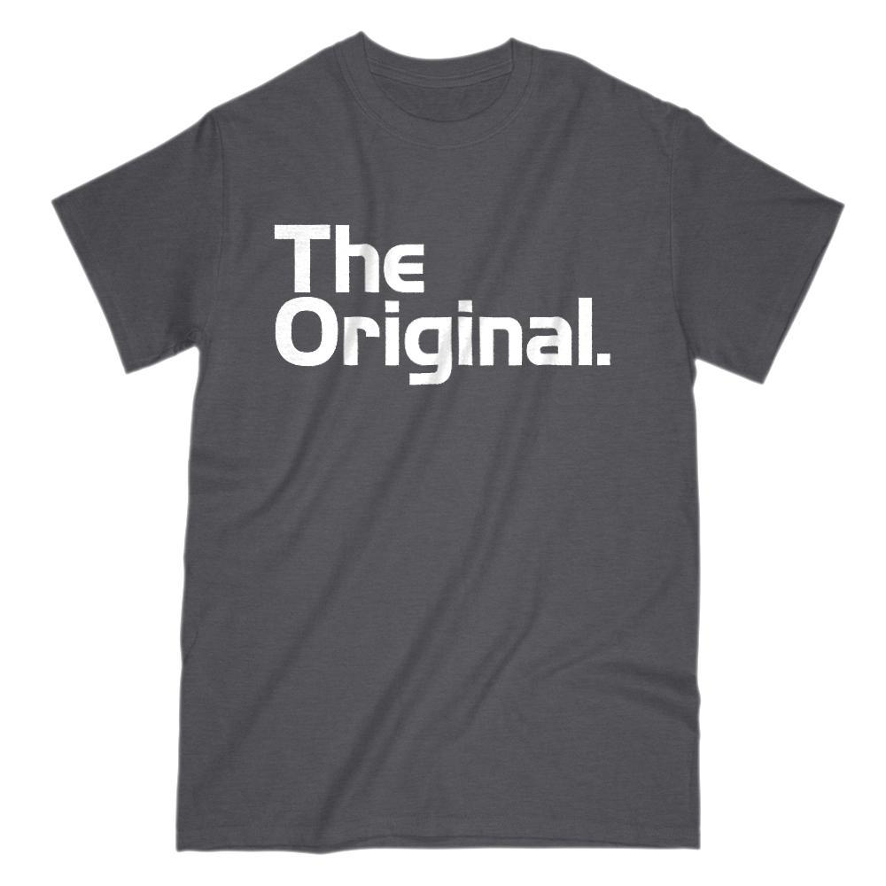 The Original & The Remix (Original) Matching Mini Me Father, Son, Mother, Daughter, Unisex