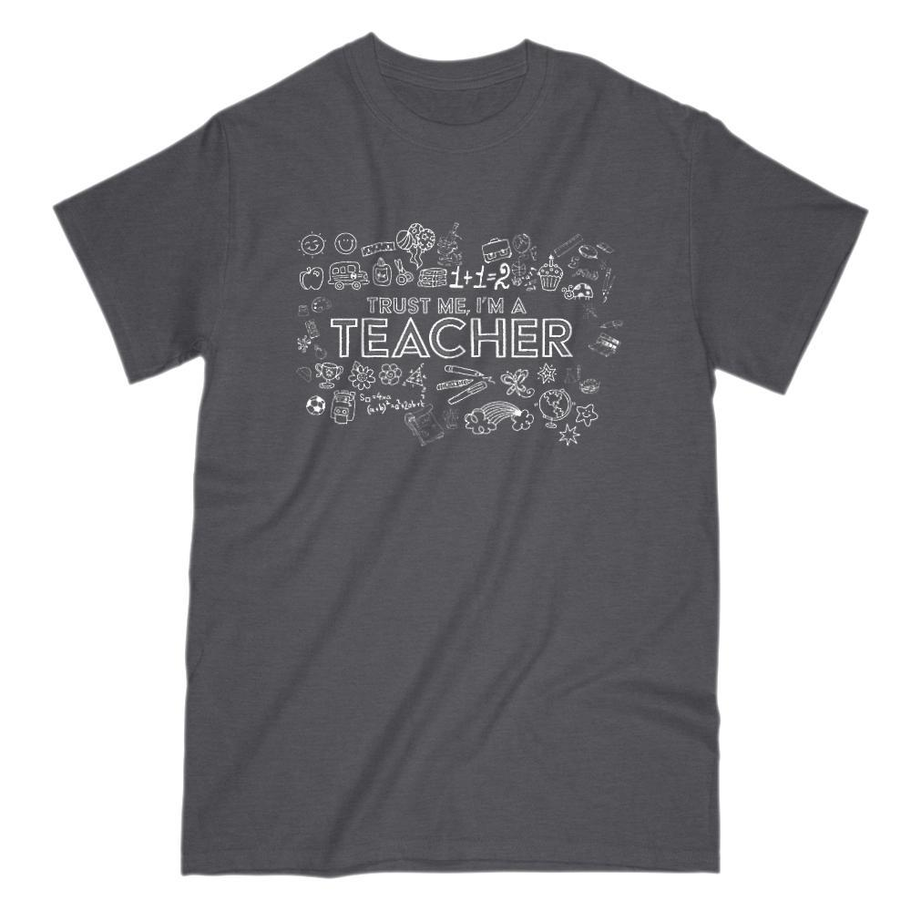Trust Me I'm A Teacher Graphic T-Shirt