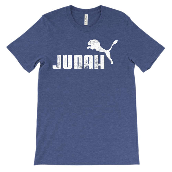 (Unisex BC 3001 Soft Tee - Other Colors) Lion of Judah Graphic Graphic T-Shirt Tee BOXELS