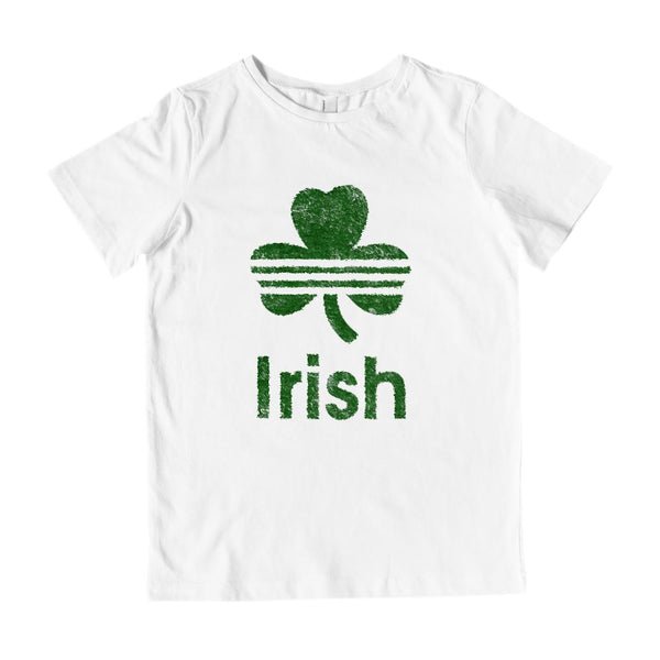 (youth Gildan Cotton) Irish (green) Graphic T-Shirt Tee BOXELS
