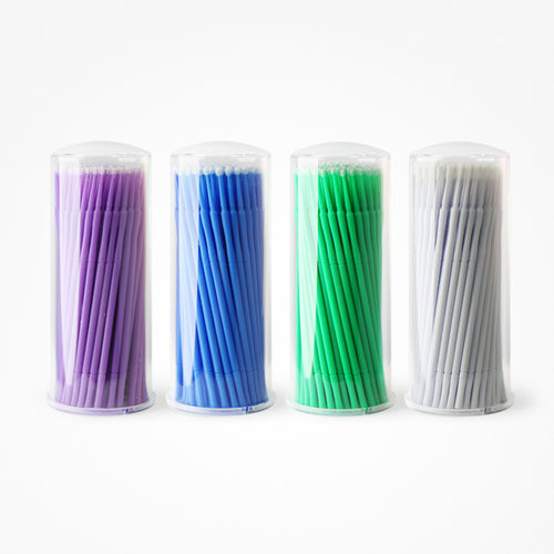 Disposable Micro Brush Swabs - Bara Lash