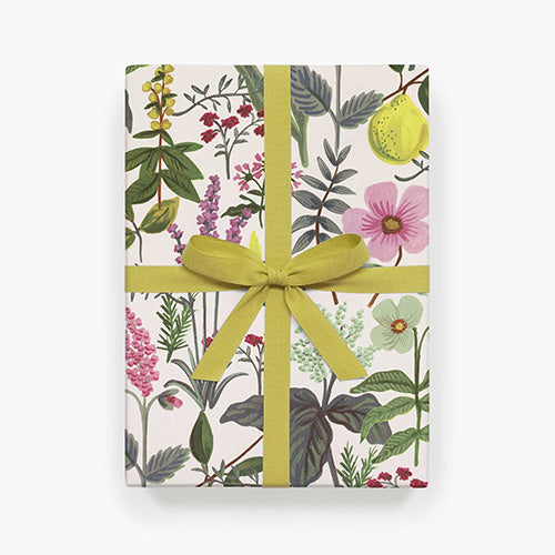 Herb Garden Wrapping Sheets