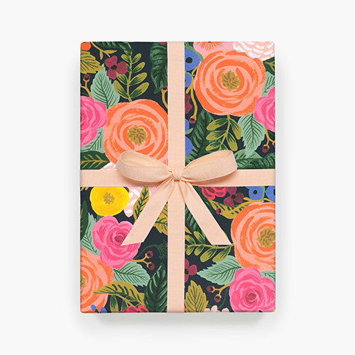 Juliet Rose Wrapping Sheets