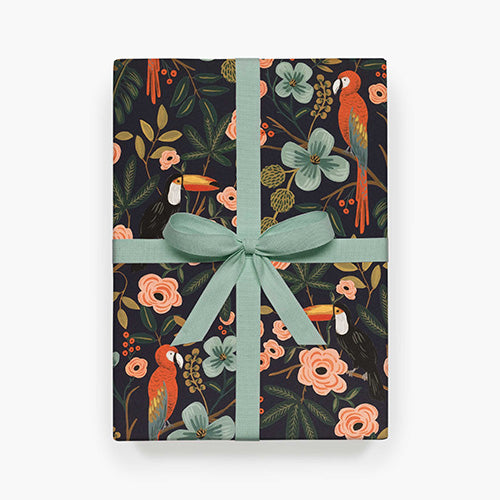 Paradise Garden Wrapping Sheets