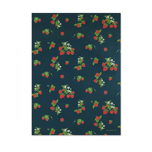 Strawberry Patch Wrapping Sheets
