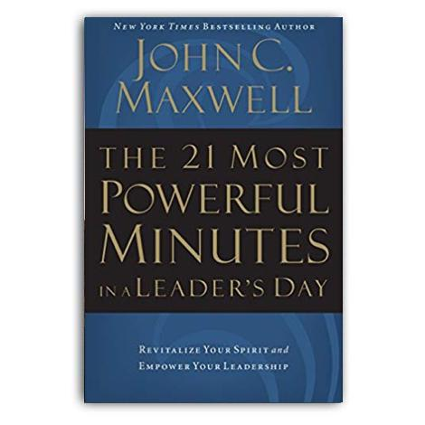 21 MOST POWERFUL MINUTES IN YOUR DAY