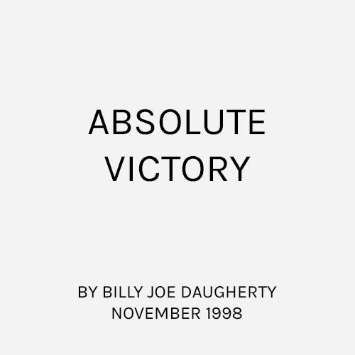 ABSOLUTE VICTORY