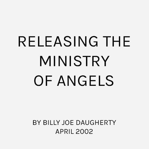 Releasing the Ministry of Angels