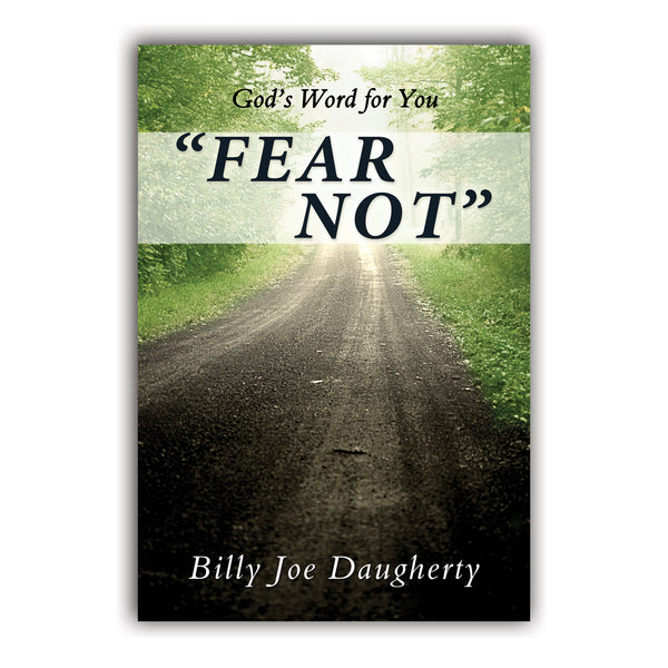 God's Word For You: Fear Not!
