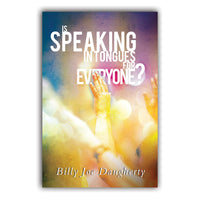 Is Speaking In Tongues For Everyone?