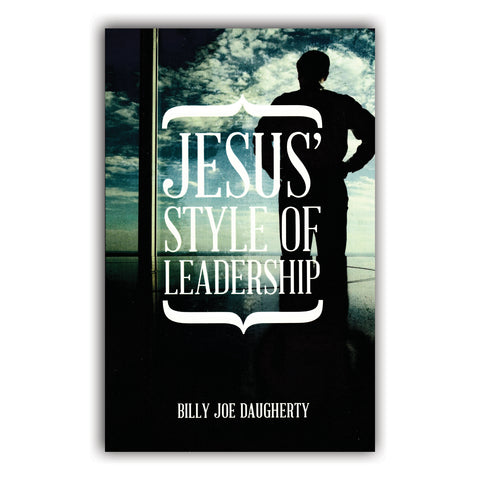 Jesus Style Of Leadership