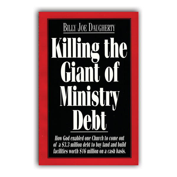 Killing The Giant Of Ministry Debt