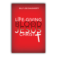 The Life-Giving Blood Of Jesus Christ