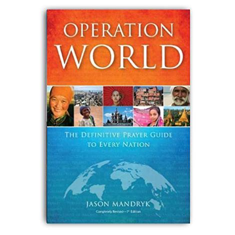 OPERATION WORLD : THE DEFINITIVE PR