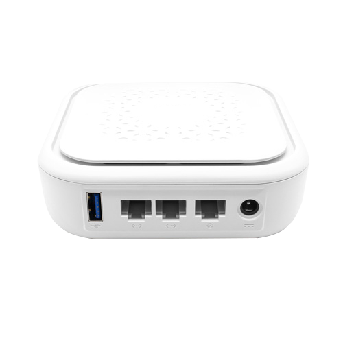 Hidden WiFi VPN Router