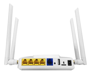 Budget Hidden WiFi VPN Router m150