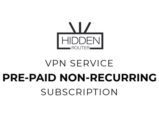 Pricing - Hidden Router - Blazing Fast WiFi VPN Router and