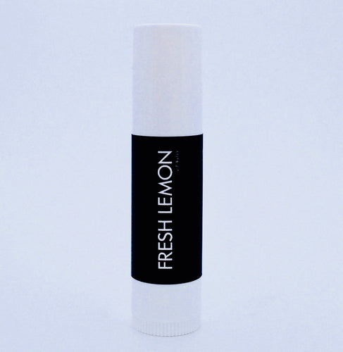Fresh Lemon Lip Balm