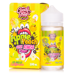Candy Shop Apple Peach Sour Rings