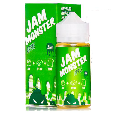 Jam Monster Apple Jam