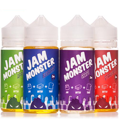 Jam Monster 4 Bottle Pack