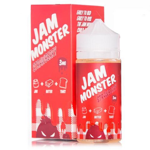 Jam Monster Strawberry Jam